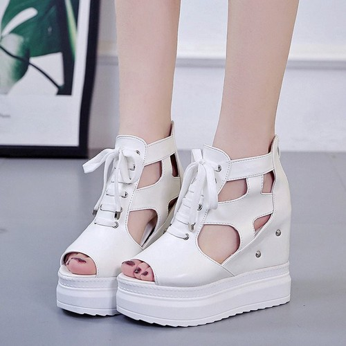 Giày sandal nữ đế xuồng cao 11cm cá tính s113t - 13183817 , 21279534 , 15_21279534 , 350000 , Giay-sandal-nu-de-xuong-cao-11cm-ca-tinh-s113t-15_21279534 , sendo.vn , Giày sandal nữ đế xuồng cao 11cm cá tính s113t