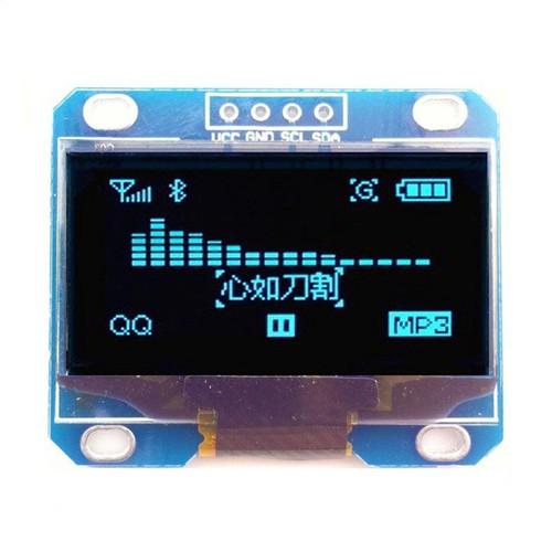 Màn hình oled 1.3 inch giao tiếp i2c blue - 13196390 , 21297469 , 15_21297469 , 130000 , Man-hinh-oled-1.3-inch-giao-tiep-i2c-blue-15_21297469 , sendo.vn , Màn hình oled 1.3 inch giao tiếp i2c blue