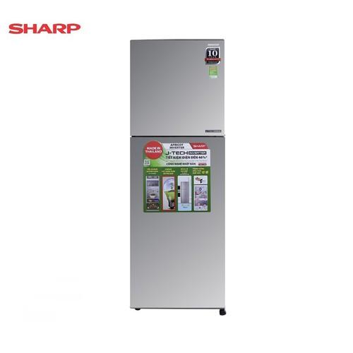 Tủ lạnh sharp inverter 271l sj-x281e-sl - 13201056 , 21304081 , 15_21304081 , 7200000 , Tu-lanh-sharp-inverter-271l-sj-x281e-sl-15_21304081 , sendo.vn , Tủ lạnh sharp inverter 271l sj-x281e-sl