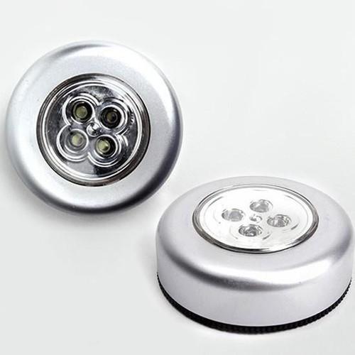 [BÁN GIÁ SỐC] Sỉ 30 đèn 4 bóng led dán tường siêu sáng