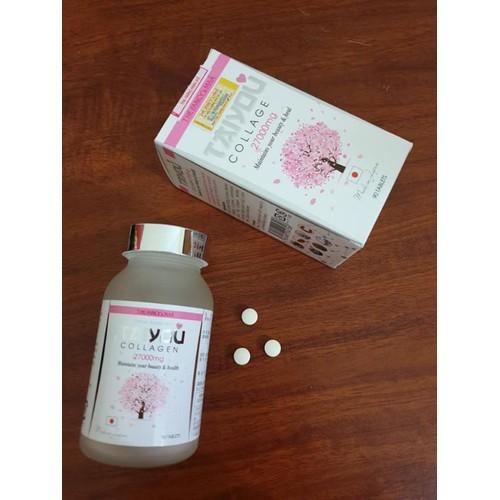 Viên uống trắng da taiyou collagen nhật - 13193008 , 21292844 , 15_21292844 , 650000 , Vien-uong-trang-da-taiyou-collagen-nhat-15_21292844 , sendo.vn , Viên uống trắng da taiyou collagen nhật