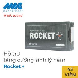 Rocket + - Rocket Plus