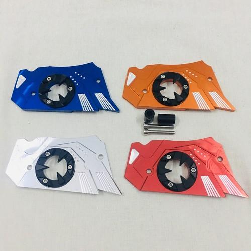 Nắp mang cá che nhông winner nhôm cnc mẫu mới, có 4 màu trang trí xe máy cực đẹp - 13189089 , 21287465 , 15_21287465 , 199000 , Nap-mang-ca-che-nhong-winner-nhom-cnc-mau-moi-co-4-mau-trang-tri-xe-may-cuc-dep-15_21287465 , sendo.vn , Nắp mang cá che nhông winner nhôm cnc mẫu mới, có 4 màu trang trí xe máy cực đẹp