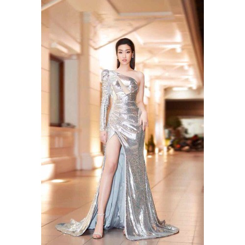 Đầm dạ hội xẻ tà cách điệu - 13198370 , 21300742 , 15_21300742 , 800000 , Dam-da-hoi-xe-ta-cach-dieu-15_21300742 , sendo.vn , Đầm dạ hội xẻ tà cách điệu
