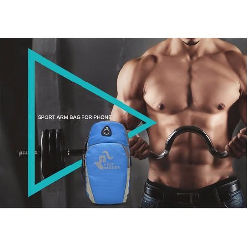 Túi đeo tay free knight thể thao nylong cao cấp