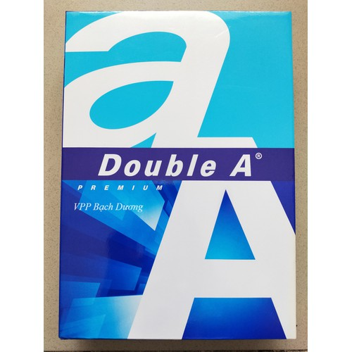 Giấy double a a4 70 - giấy double a 70 gsm - giấy a4 - giấy in a4 - giấy photo a4 - giấy thái lan