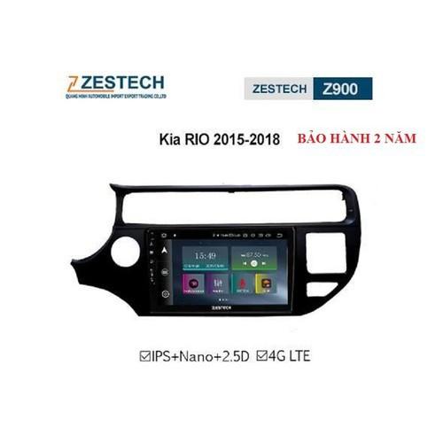 Màn dvd android zestech z900 – kia rio 9