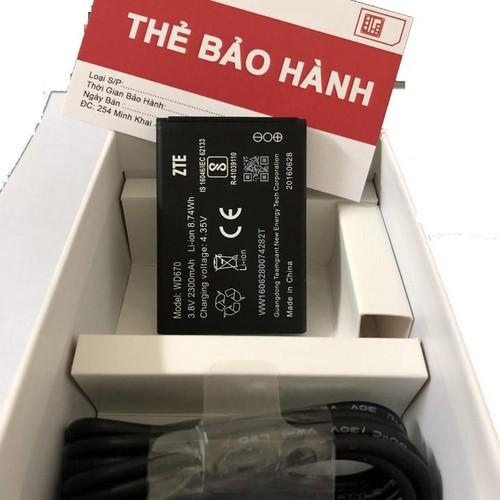 Pin wd670 zte chính hãng pin trâu dung lượng tiêu chuẩn 10h - 13181967 , 21277323 , 15_21277323 , 280000 , Pin-wd670-zte-chinh-hang-pin-trau-dung-luong-tieu-chuan-10h-15_21277323 , sendo.vn , Pin wd670 zte chính hãng pin trâu dung lượng tiêu chuẩn 10h