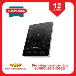 Bếp hồng ngoại cảm ứng SUNHOUSE SHD6020