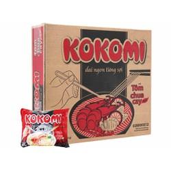 Thanh Hoá - Thùng mì tôm Kokomi 30 gói 65g