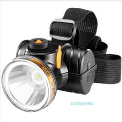 Đèn Pin Chụp Đầu DP5 Pin 4000mAH Chống Nước, Câu Cá Đêm