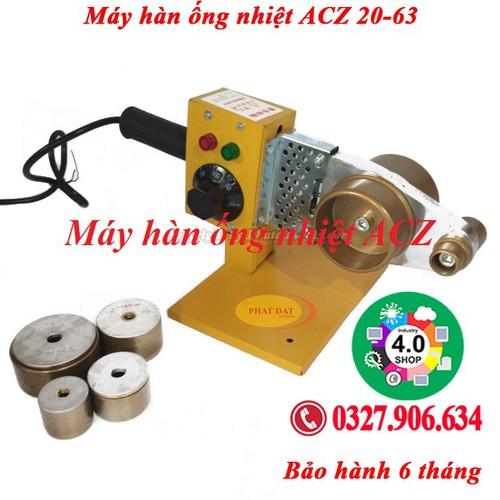 Máy hàn ống nhiệt ppr acz 20-63 800w-có điều chỉnh nhiệt độ hàn 0-300 độ - 20-63acz - 12625913 , 20473244 , 15_20473244 , 280000 , May-han-ong-nhiet-ppr-acz-20-63-800w-co-dieu-chinh-nhiet-do-han-0-300-do-20-63acz-15_20473244 , sendo.vn , Máy hàn ống nhiệt ppr acz 20-63 800w-có điều chỉnh nhiệt độ hàn 0-300 độ - 20-63acz