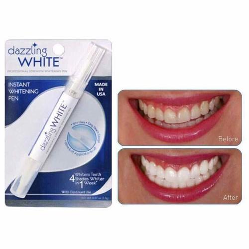 Bút tẩy trắng răng siêu tốc dazzling white - usa - 12617437 , 20461497 , 15_20461497 , 50000 , But-tay-trang-rang-sieu-toc-dazzling-white-usa-15_20461497 , sendo.vn , Bút tẩy trắng răng siêu tốc dazzling white - usa