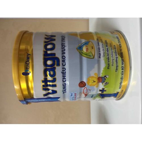 Sữa bột Vitagrow 1 lon 900g cho trẻ từ 1-2 tuổi tăng chiều cao vượt trội - 11846976 , 20457609 , 15_20457609 , 445000 , Sua-bot-Vitagrow-1-lon-900g-cho-tre-tu-1-2-tuoi-tang-chieu-cao-vuot-troi-15_20457609 , sendo.vn , Sữa bột Vitagrow 1 lon 900g cho trẻ từ 1-2 tuổi tăng chiều cao vượt trội