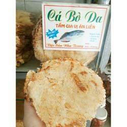 1kg Cá Bò Da nướng tẩm gia vị ăn liền Nha Trang _ CÁ BÒ DA