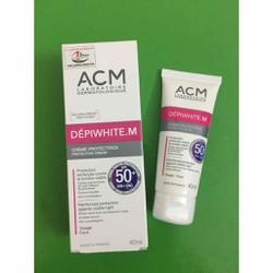 Kem chống nắng làm giảm nám sạm da ACM DÉPIWHITE M SPF50 40ml