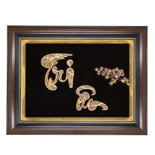 Tranh chữ tri ân mạ-vàng size lớn - quà tặng khách hàng doanh nghiệp - 12617688 , 20461778 , 15_20461778 , 6500000 , Tranh-chu-tri-an-ma-vang-size-lon-qua-tang-khach-hang-doanh-nghiep-15_20461778 , sendo.vn , Tranh chữ tri ân mạ-vàng size lớn - quà tặng khách hàng doanh nghiệp