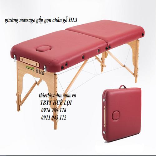 Giường massage gấp gọn hl3 - 12629746 , 20478547 , 15_20478547 , 3000000 , Giuong-massage-gap-gon-hl3-15_20478547 , sendo.vn , Giường massage gấp gọn hl3