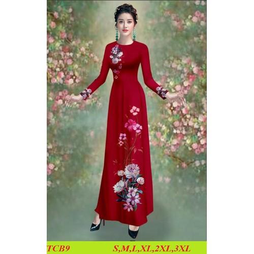 Bộ áo dài truyền thống lụa tằm ý may sẵn đủ size áo +quần - 12628606 , 20477095 , 15_20477095 , 490000 , Bo-ao-dai-truyen-thong-lua-tam-y-may-san-du-size-ao-quan-15_20477095 , sendo.vn , Bộ áo dài truyền thống lụa tằm ý may sẵn đủ size áo +quần