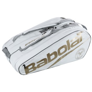 Túi đựng vợt Babolat Pure Wimbledon 12 Pack Tennsi Pag - babolat_trang thumbnail