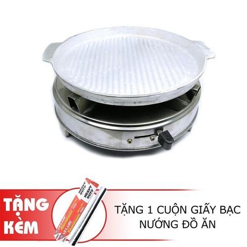 Combo bếp nướng cồn và chảo gang tặng giấy bạc - 12628524 , 20476875 , 15_20476875 , 180000 , Combo-bep-nuong-con-va-chao-gang-tang-giay-bac-15_20476875 , sendo.vn , Combo bếp nướng cồn và chảo gang tặng giấy bạc