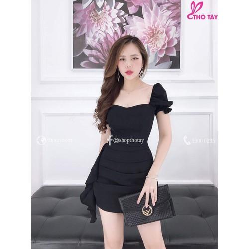 Đầm nữ dạo phố xinh xắn