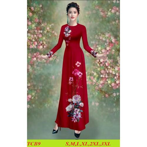 Nguyên bộ áo dài truyền thống lụa tằm ý may sẵn đủ size áo +quần - 12628416 , 20476637 , 15_20476637 , 490000 , Nguyen-bo-ao-dai-truyen-thong-lua-tam-y-may-san-du-size-ao-quan-15_20476637 , sendo.vn , Nguyên bộ áo dài truyền thống lụa tằm ý may sẵn đủ size áo +quần