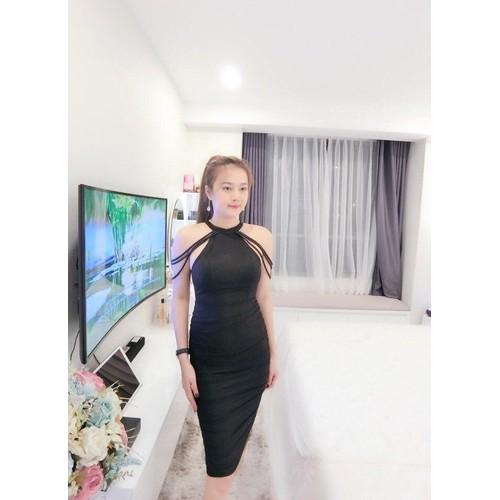 Đầm nữ Cát Hàn dáng ôm - 11364523 , 20478756 , 15_20478756 , 109000 , Dam-nu-Cat-Han-dang-om-15_20478756 , sendo.vn , Đầm nữ Cát Hàn dáng ôm
