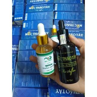 Combo 2 hộp Serum Mộc Thảo Tây và 1 chai serum dưỡng da - CBMTT50SR thumbnail