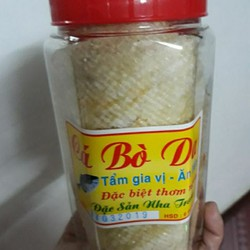 Cá bò da nướng tẩm gia vị ăn liền Nha Trang 100gr