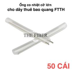 Bộ 50 Cái Ống co nhiệt cỡ lớn cho dây thuê bao quang FTTH