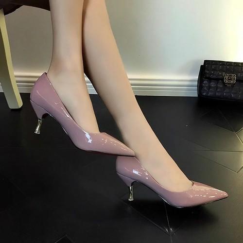 Giày cao gót gót kiểu mới sc - 12617958 , 20462088 , 15_20462088 , 185000 , Giay-cao-got-got-kieu-moi-sc-15_20462088 , sendo.vn , Giày cao gót gót kiểu mới sc