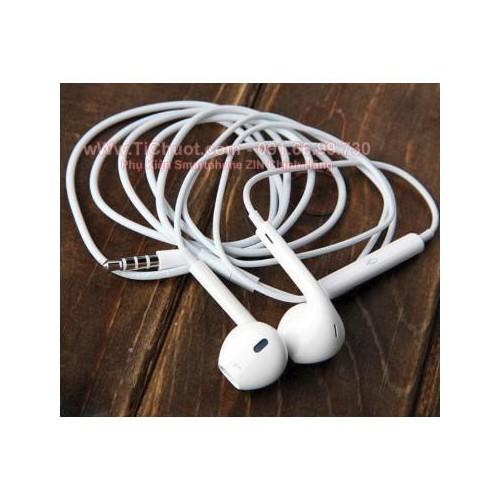 Tai nghe iphone 5s 6 6s earpod ko hộp zin máy chính hãng - 13334819 , 21515188 , 15_21515188 , 279000 , Tai-nghe-iphone-5s-6-6s-earpod-ko-hop-zin-may-chinh-hang-15_21515188 , sendo.vn , Tai nghe iphone 5s 6 6s earpod ko hộp zin máy chính hãng