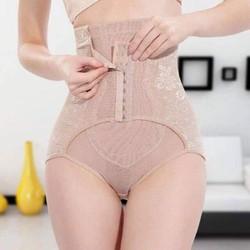 quần gen nịt bụng có chốt cài .giảm ngay _5_7 cm