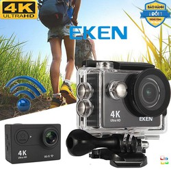 Camera hành trình thể thao ENKEN H9R 4K Ultra HD - WIFI