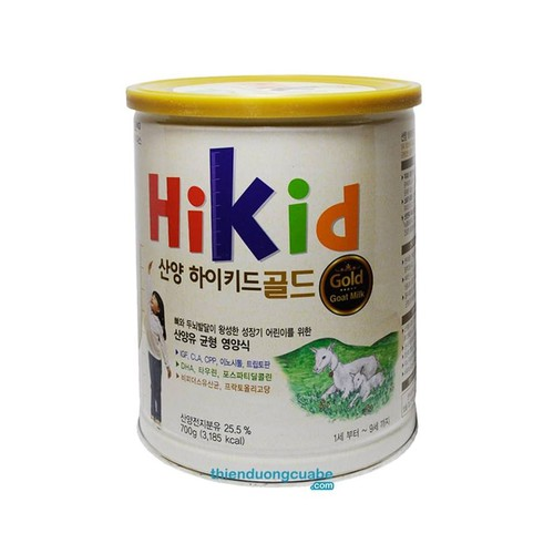 Sữa hikid dê núi 700g của hàn quốc, hàng chính hãng - 13202458 , 21306366 , 15_21306366 , 750000 , Sua-hikid-de-nui-700g-cua-han-quoc-hang-chinh-hang-15_21306366 , sendo.vn , Sữa hikid dê núi 700g của hàn quốc, hàng chính hãng