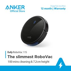 Robot hút bụi Eufy RoboVac 11S [by ANKER]