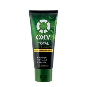 Sữa rửa mặt sạch khuẩn mụn, kiểm soát nhờn Oxy Total Anti-Acne 100g - OXYTOTAL100
