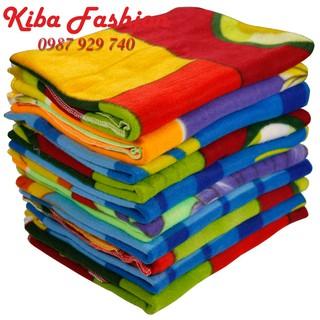Combo 5 Chăn ủ nỉ sơ sinh 80x85cm siêu nhẹ, cực nhanh khô , chăn nỉ sơ sinh giá rẻ - Đồ cho trẻ sơ sinh , quần áo trẻ sơ sinh [ĐƯỢC KIỂM HÀNG] 21312835 - 21312835 thumbnail