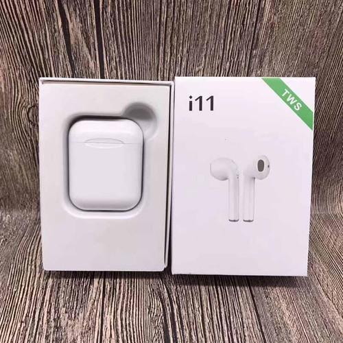 Tai nghe không dây i11 ifans tws bluetooth 5 0 âm thanh super bass pk i10 i12 i13 tws cho earpod giá siêu siêu tốt
