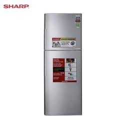 Tủ lạnh Sharp Inverter 342L SJ-X346E-SL