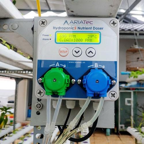 Bộ thiết bị thủy canh thông minh hydroponics nutrient doser - 12155155 , 21312537 , 15_21312537 , 6500000 , Bo-thiet-bi-thuy-canh-thong-minh-hydroponics-nutrient-doser-15_21312537 , sendo.vn , Bộ thiết bị thủy canh thông minh hydroponics nutrient doser