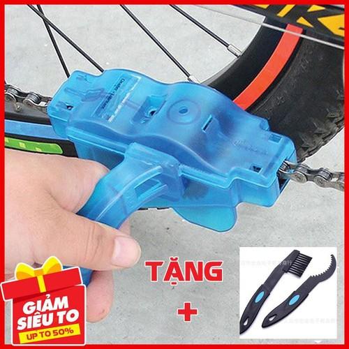 Dụng cụ vệ sinh sên xích xe đạp