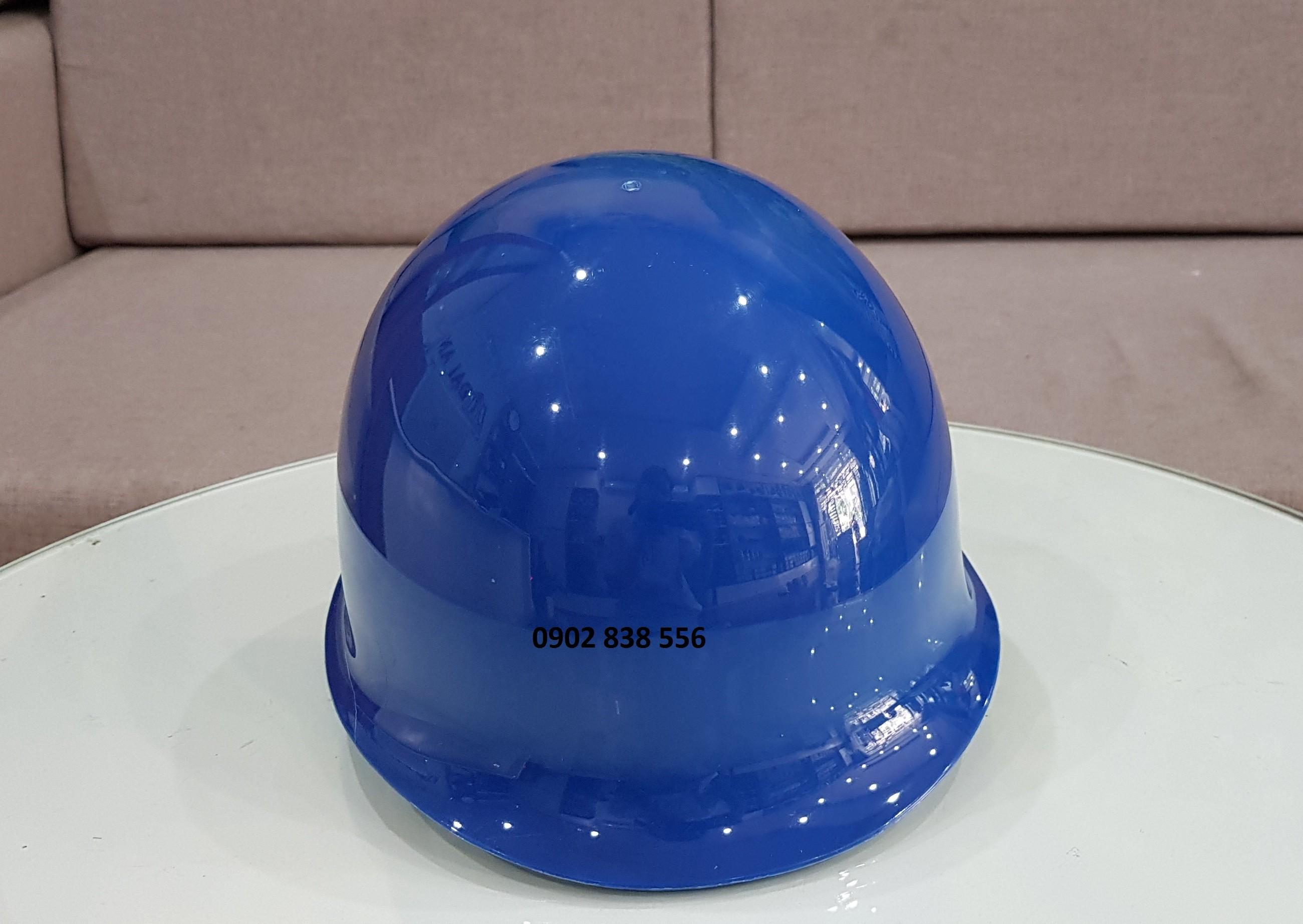 Hình ảnh Giảm giá - nón bảo hộ lao động kiểu nhật , màu xanh dương - hình thật - hàng sẵn