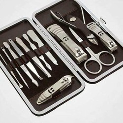 Dụng cụ làm đẹp - Dụng cụ làm móng 12 món - Bộ làm móng