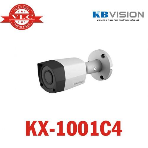 Camera quan sát hdcvi hồng ngoại 1.0 megapixel kbvision kx-1001c4 - hàng chính hãng