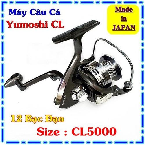 Máy câu cá yumoshi cl5000 loại cao cấp - máy câu cá nhật bản