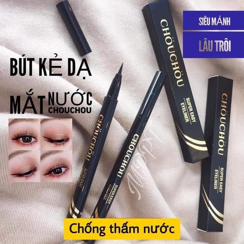 Kẻ mắt nước chou chou super easy eyeliner brush - 17475988 , 21337592 , 15_21337592 , 120000 , Ke-mat-nuoc-chou-chou-super-easy-eyeliner-brush-15_21337592 , sendo.vn , Kẻ mắt nước chou chou super easy eyeliner brush