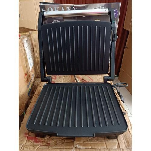 Máy kẹp nướng bánh mỳ sokany-kj-202