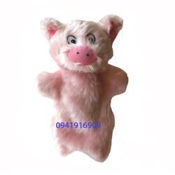 Rối tay lợn hồng